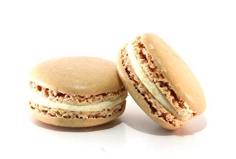 Macaron karamelli