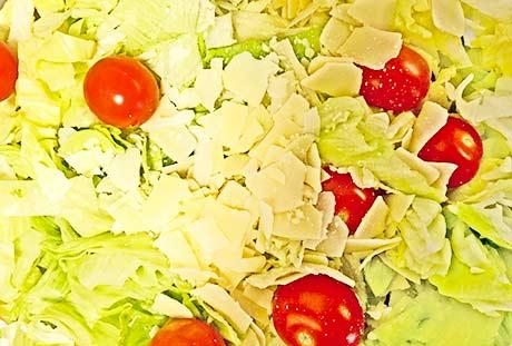 Caesar salaatti natural